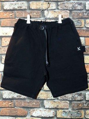 Bluco ブルコ  ストレッチイージーショーツ (OL-005D-021) stretch easy shorts カラー:ブラック