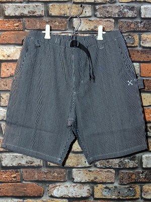 Bluco ブルコ  ストレッチイージーショーツ (OL-005D-021) stretch easy shorts カラー:ヒッコリー