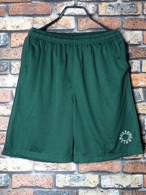 kustomstyle カスタムスタイル バスケットパンツ (KSSP2112GR) inner circle mesh shorts カラー:グリーン