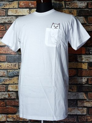 RIP N DIP リップンディップ Tシャツ (LORD NERMAL) カラー:ホワイト