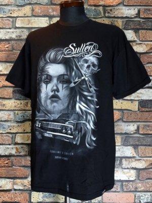 SullenClothing サレンクロージング x SUBLIME サブライム Tシャツ (BHENS) カラー:ブラック
