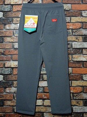 Cookman クックマン Chef Pants シェフパンツ ルーズフィット イージーパンツ (Stretch Light) ストレッチ コックパンツ カラー:グレー