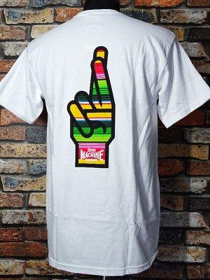 LoserMachine ルーザーマシーン Tシャツ (NEW-OG SERAPE) カラー:ホワイト