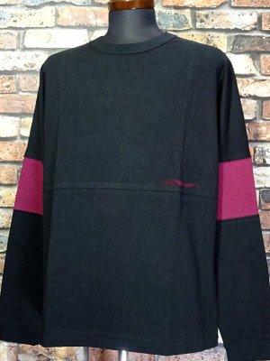 kustomstyle カスタムスタイル ロングスリーブTシャツ(KSTL2118BK) originals long sleve tee カラー:ブラック