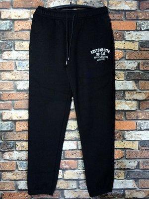 kustomstyle カスタムスタイル スウェットパンツ (KSSWPT1515BK) TRUCK DOOR sweat pants  カラー:ブラック