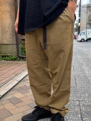 kustomstyle カスタムスタイル クライミングパンツ (KSLP2104COY) TRI-FIVE ripstop cotton climing pants カラー:コヨーテ