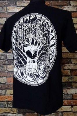 parasite パラサイト Tシャツ grip カラー:ブラック