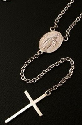 og classix オージークラッシックス オリジナル ロザリオ rosario classix カラー:シルバー