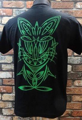 sugi sack スギサック オリジナル Tシャツ Pinstripe Tee  カラー:ブラック