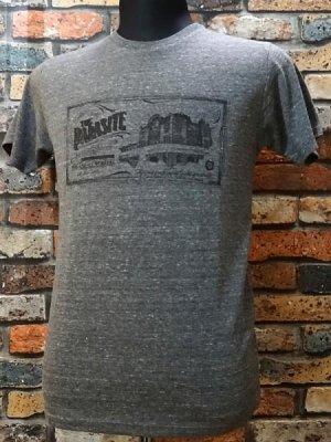 parasite パラサイト Tシャツ Capital  カラー:オーセンティック チャコールグレー
