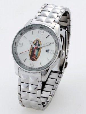 Felici フェリーチ   グアダルーペ マリア・ウオッチ腕時計 クォーツ(日本製)  カラー:シルバー