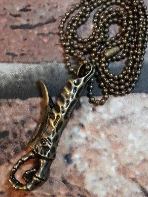 goodworth グッドワース roach clip necklace  カラー:ブラス