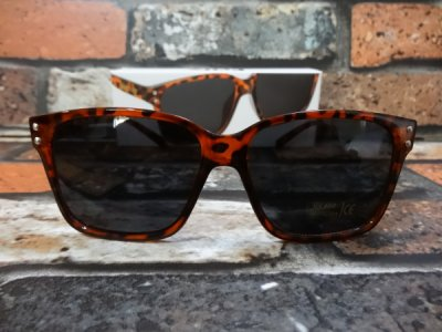 glassy sunhaters グラッシーサンハッターズ サングラス (Fritz-Brown Tortoise)