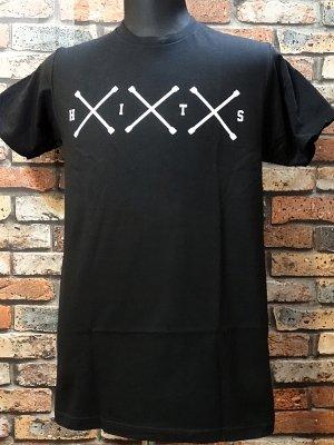 HOONIGAN フーニガン Tシャツ (HITS 3X)  カラー:ブラック