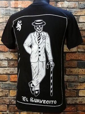 SUAVECITO スアベシート  ポケットTシャツ (EL SUAVECITO)  カラー:ブラック