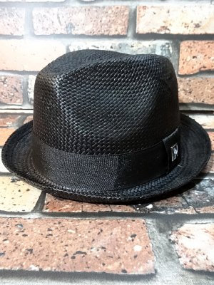 peter grimm ピーターグリム   ストローハット (HARDY)  カラー:ブラック