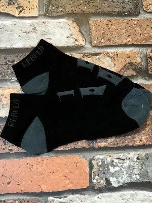 rebel8 レベルエイト ソックス  stealth socks カラー:ブラック