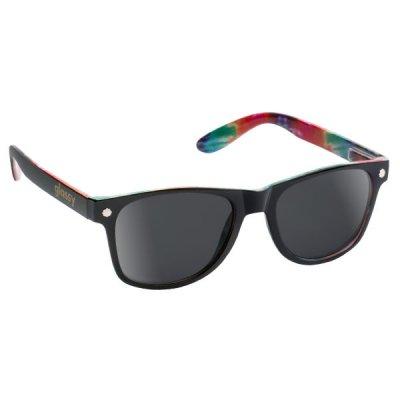 glassy sunhaters グラッシーサンハッターズ サングラス (LEONARD)-BLACK-TYE DYE/SMOKE