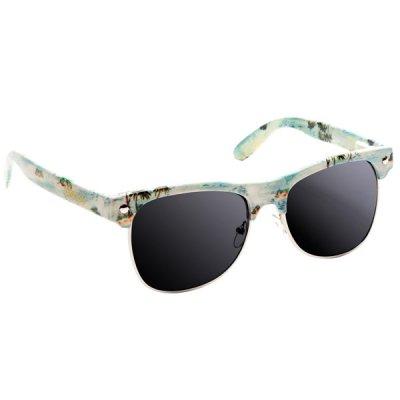 glassy sunhaters グラッシーサンハッターズ サングラス (SHREDDER)-BEACH/SMOKE