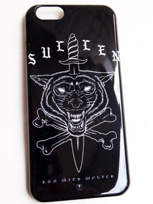 sullen clothing サレンクロージング iphone 6 case -RUN WITH WOLVES-