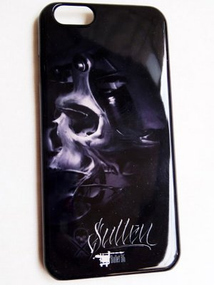 sullen clothing サレンクロージング iphone 6 case -DEATH MACHINE-