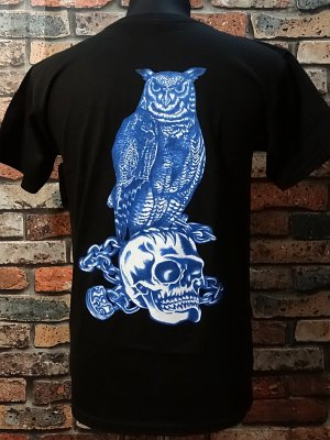 LOSER MACHINE ルーザーマシーン Tシャツ (WISDOM) カラー:ブラック