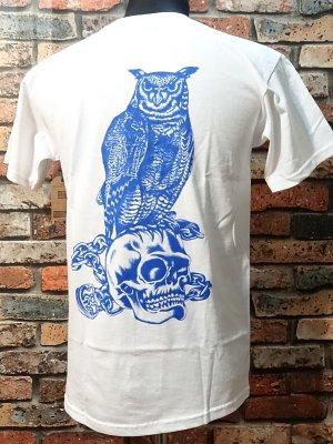 LOSER MACHINE ルーザーマシーン Tシャツ (WISDOM) カラー:ホワイト