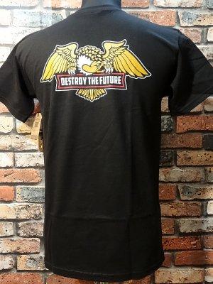 LOSER MACHINE ルーザーマシーン Tシャツ (Life Long II Tee) カラー:ブラック