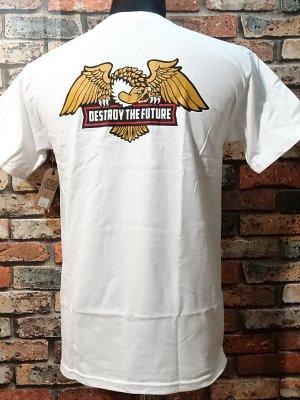 LOSER MACHINE ルーザーマシーン Tシャツ (Life Long II Tee) カラー:ホワイト