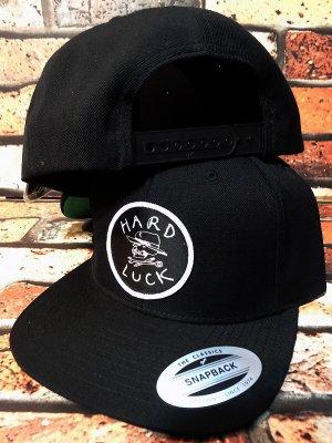 Hard Luck ハードラック スナップバックキャップ  (HL-OG LOGO) snapback cap カラー:ブラック