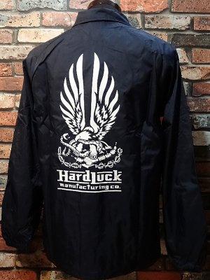 hard luck ハードラック コーチジャケット  (HARD BOND) coach jacket  カラー:ネイビー