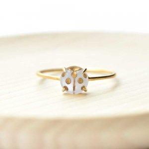 Nanahoshi 金 Ring
