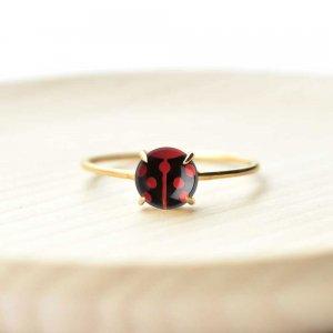 Nanahoshi 黒 Ring