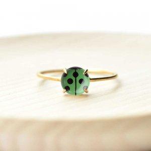 Nanahoshi 緑 Ring