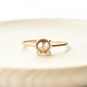 Conception ドクロ Ring