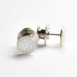 ボタンダウンピアス Sports ゴルフ