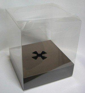 アレンジメント用クリアボックス