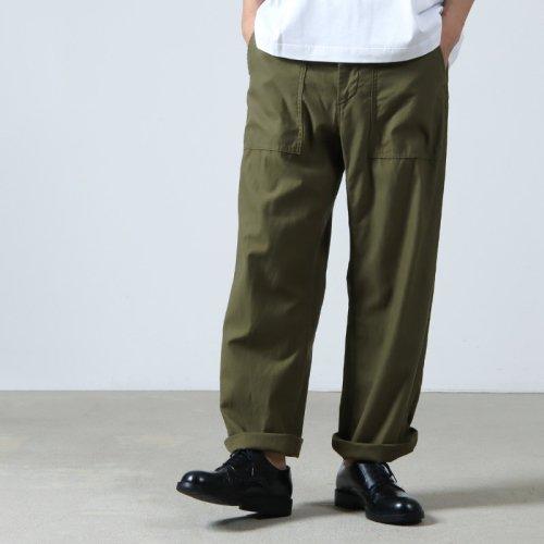 YAECA (ヤエカ) LIKE WEAR BAKER PANTS / ライクウェア ベイカーパンツ