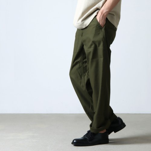 YAECA (ヤエカ) LIKE WEAR BAKER PANTS / ライクウェアー ベイカーパンツ
