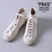 PRAS (プラス) SHELLCAP HIGH / シェルキャップ ハイカットスニーカー