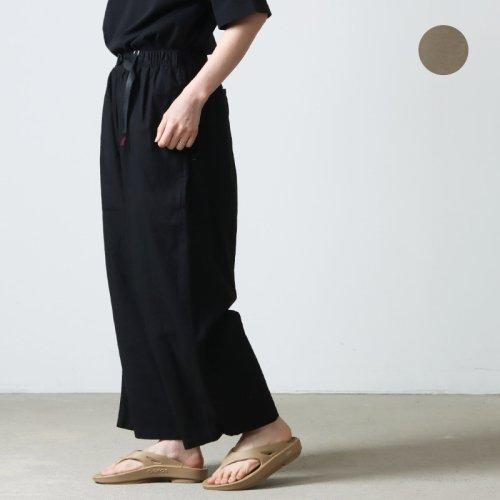 GRAMICCI (グラミチ) LINEN BALLOON PANTS / リネンバルーンパンツ