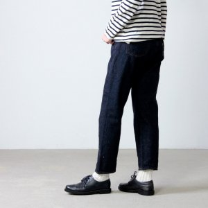YAECA (ヤエカ) DENIM PANTS SLIM TAPERED