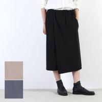 NO CONTROL AIR (ノーコントロールエアー) 強撚コットンツイルタイトスカートパンツ