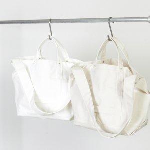 YAECA (ヤエカ) TOOL BAG Cotton nylon / ツールバッグ コットンナイロン