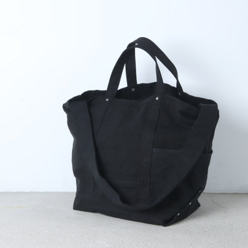 YAECA (ヤエカ) TOOL BAG BIG COTTON / ツールバッグビッグコットン