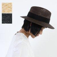 CARLO FORTI (カルロフォルティ) HAT / 中折れハット