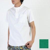 LOLO (ロロ) オックス丸襟プルオーバー 半袖シャツ