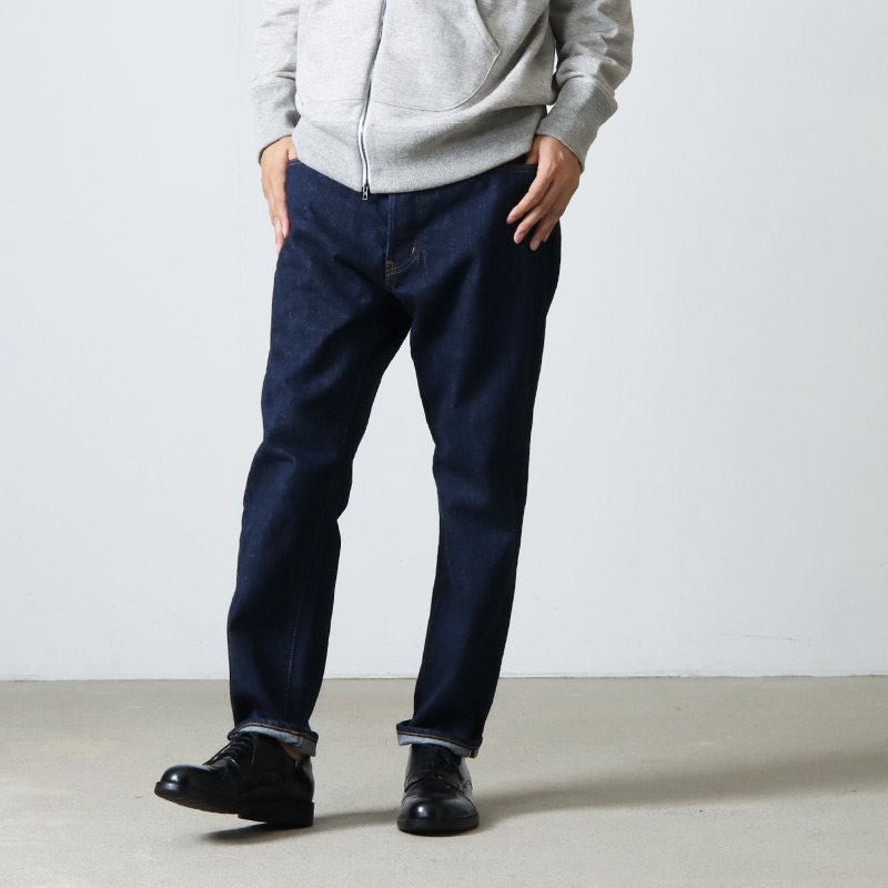 Ordinary Fits(オーディナリーフィッツ) 5POCKET ANKLE DENIM one wash