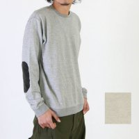 Soglia (ソリア) Supple Sweat with Elbowpatch