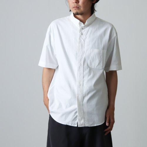 [THANK SOLD] nisica (ニシカ) 半袖ボタンダウンシャツ